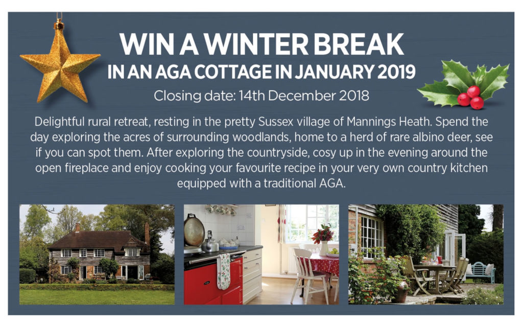 AGA cookshop and AGA cottages