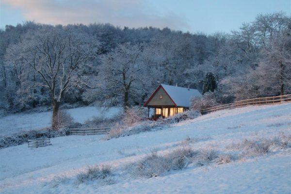 The Hut in Dorset