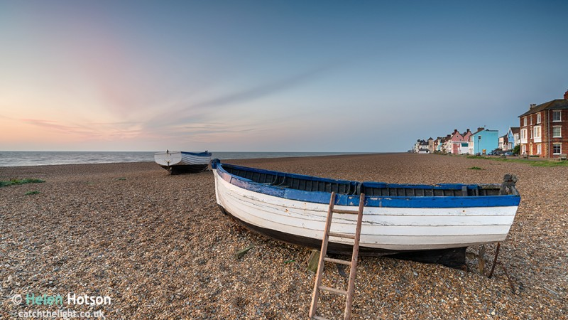 Aldeburgh by Helen Hotson